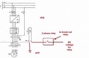 i need help hooking up a inverter to a breakout board on a With vfd wiring examples