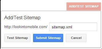 How Create Xml Sitemap For Submit