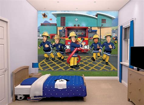 Kinderzimmer Gestalten Feuerwehr by Feuerwehr Kinderzimmer Gestalten