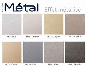 Peinture A Effet Metal : effet metal peinture d corative tollens deco interieur ~ Dailycaller-alerts.com Idées de Décoration