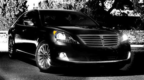 2014 Hyundai Equus Changes Revealed Ahead Of New York