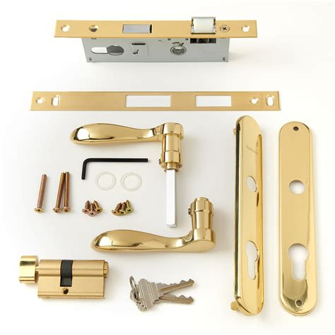 emco door parts handle kit 41597