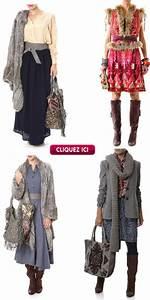 Style Bohème Chic Femme : vetement boheme je me sen s bien dans mes fringues ~ Preciouscoupons.com Idées de Décoration