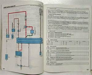 1999 Toyota 4runner Electrical Wiring Diagram Manual Us