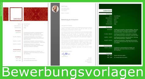 Bewerbung Formatvorlage by Bewerben Mit Bewerbungsvorlagen Vom Designer