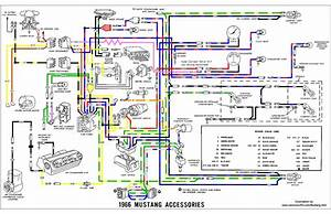 Accessories Schematic  Colorized