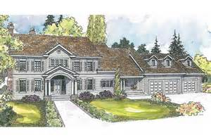 Colonial Home Plans Colonial House Plans Princeton 30 497 Associated Designs