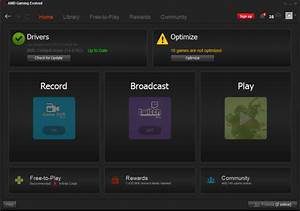 Amd Gaming Evolved Client