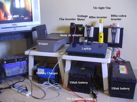 The Perfect Diy Battery Bank For Emergency Backup