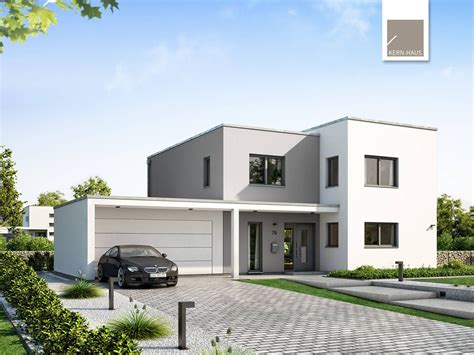 Moderne Häuser Mit Tiefgarage by Bauhaus Futura In 2019 Massivhaus Bauhausstil Haus