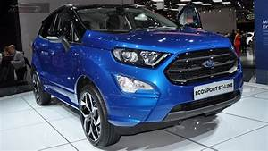 2020 Ford Ecosport St-line