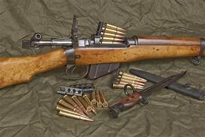 Lee Enfield 303 Rifle The Armory Pinterest