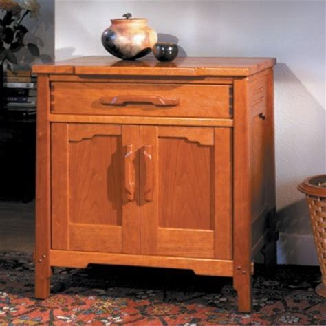 driftwood kitchen cabinets medina side table with drawers and doors michael colca 3474