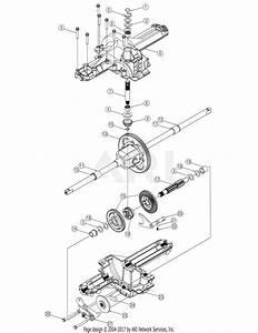 Troy Bilt 13bx60tg766 Super Bronco  2007  Parts Diagram