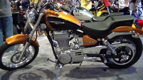 2013 Suzuki S40 Savage 650 Motorcycle