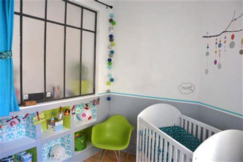 chambre bébé garçon bleu et gris deco chambre bebe bleu gris