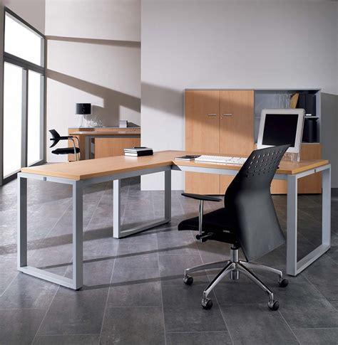 bureau d ude structure bois bureau d 39 angle en bois structure acier ofo 008 gd office
