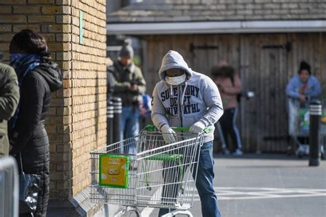 Sainsbury's, Asda and Iceland axe key worker priority ...