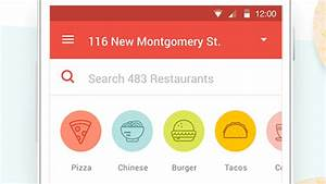 10 best food delivery apps for Android - Pyntax
