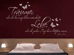 schlafzimmer grau beige traumhaftes wandtattoo träume als ob du wandtattoo net