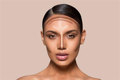 Как сделать скульптурирование лица пошагово?