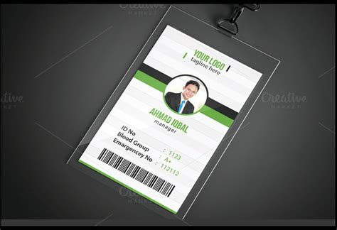 id card design background psd  background check