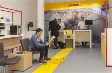 servicepoint amsterdam dhl express