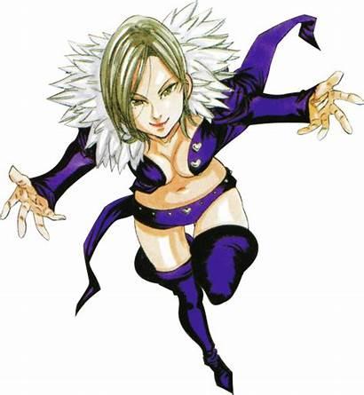 Merlin Manga Nanatsu Taizai Sins Deadly Seven