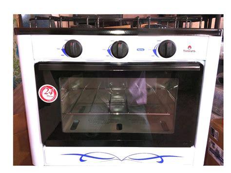 estufa de 2 quemadores con horno compacta env 237 o gratis 2 552 00 en mercado libre
