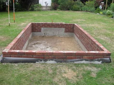 Wasserbecken Im Garten Selber Bauenwasserbecken Im Garten