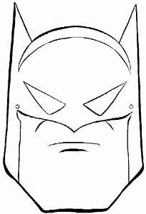 batman logo template clipartsco With batman face mask template