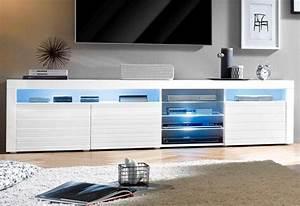 Lowboard 200 Cm Weiß : borchardt m bel lowboard breite 200 cm kaufen otto ~ Whattoseeinmadrid.com Haus und Dekorationen