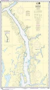 Nautical Charts Of Southeast Alaska Noaa Chart 17424