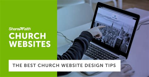 The Best Church Website Design Tips