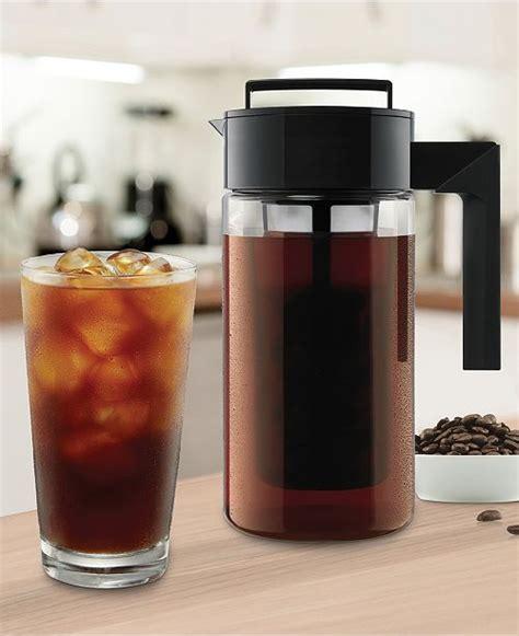 2 quart cold brew coffee maker: Takeya 1qt Cold Brew Coffee Maker & Reviews - Home - Macy's
