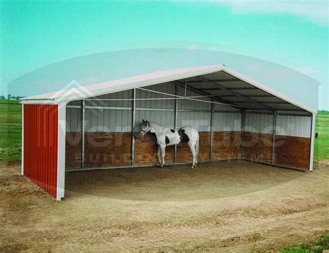loafing shed frame only 24 x 12 x 8 barn or loafing