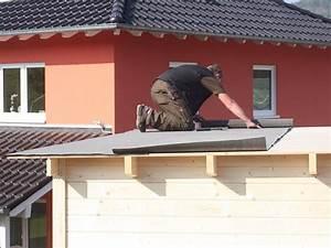 Gartenhaus Dach Decken Dachpappe : gartenhaus selber bauen ratgeber baustoffshop de ~ Whattoseeinmadrid.com Haus und Dekorationen