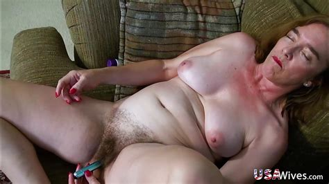 usawives hairy granny pusssy fucked with sex toy porntube