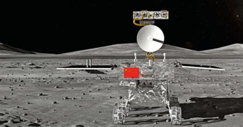 chinese lunar rover find  evidence  american