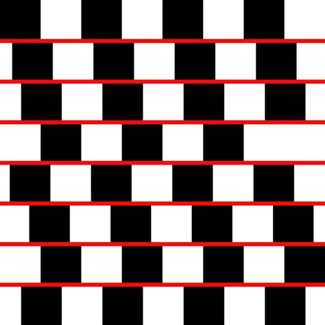 parallel unglaubliche optische taeuschungen illusionen