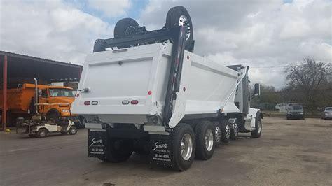7 Axle Super Dump Truck