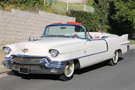 1956 Cadillac Eldorado Eldorado Biarritz Convertible