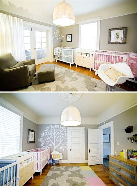 chambre bébé jumeaux deco chambre bebe jumeaux raliss com
