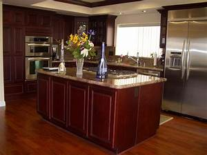 1000 ideas about cherry cabinets on pinterest cherry With best brand of paint for kitchen cabinets with sticker maker online