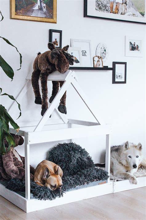 Hundehütte Für Die Wohnung by Diy Hundeh 252 Tte F 252 R Die Wohnung Selber Bauen Who Is Mocca