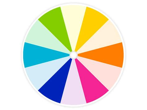 color whel color wheel primer hgtv