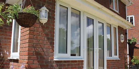 front porch upvc brick porches  clearview home improvements