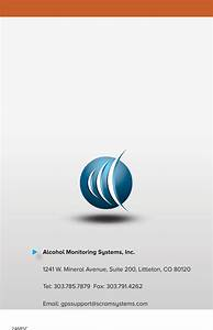 Alcohol Monitoring Systems Gps