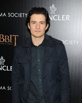Orlando Bloom Suggests Elf-Dwarf Threesome for The Hobbit