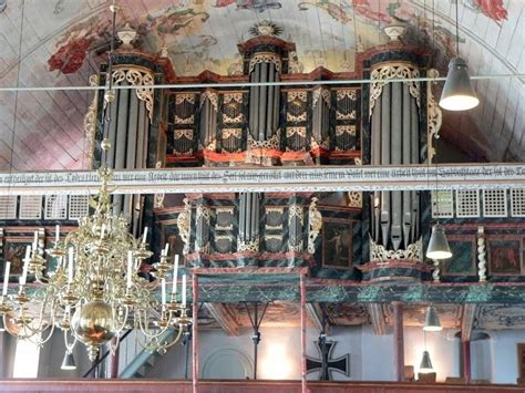 Pipe Organs Arp Schnitger 1688 Organ St Pankratius